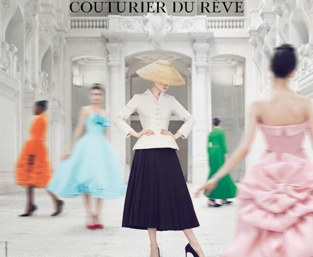 Dior : Magical exhibition at the 'Musée des Arts Décoratifs' in Paris – Nouvelles Vagues (Paris3)