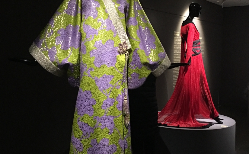 RADIO – Chronique : «Kimono , Au bonheur des dames» – Musée Guimet – Radio CampusParis