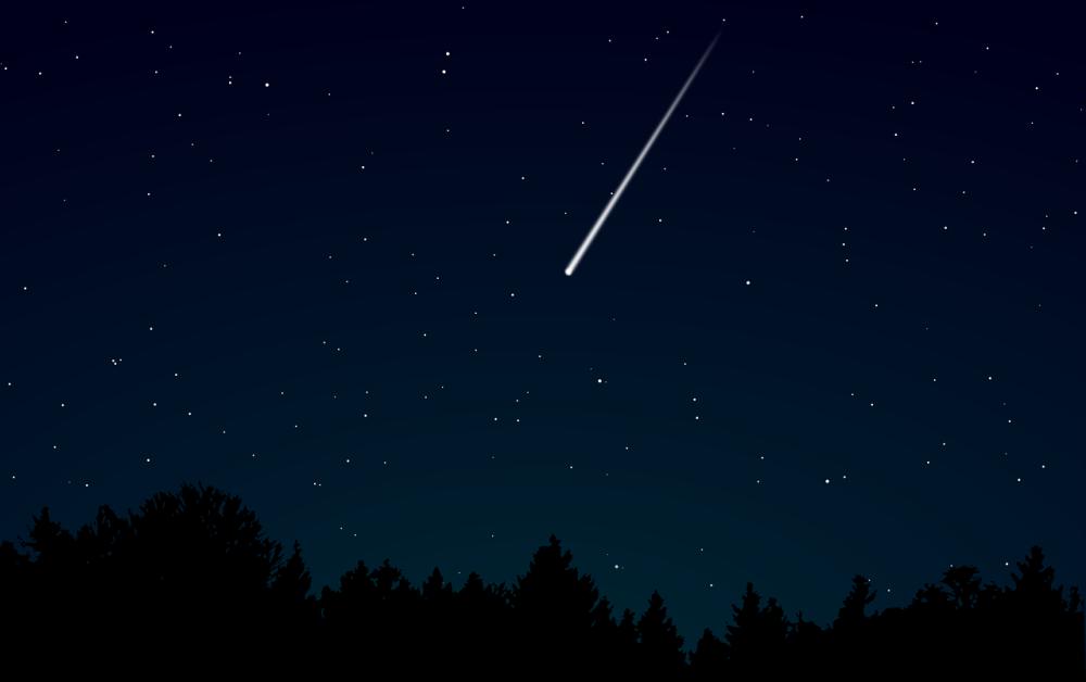 étoile filante