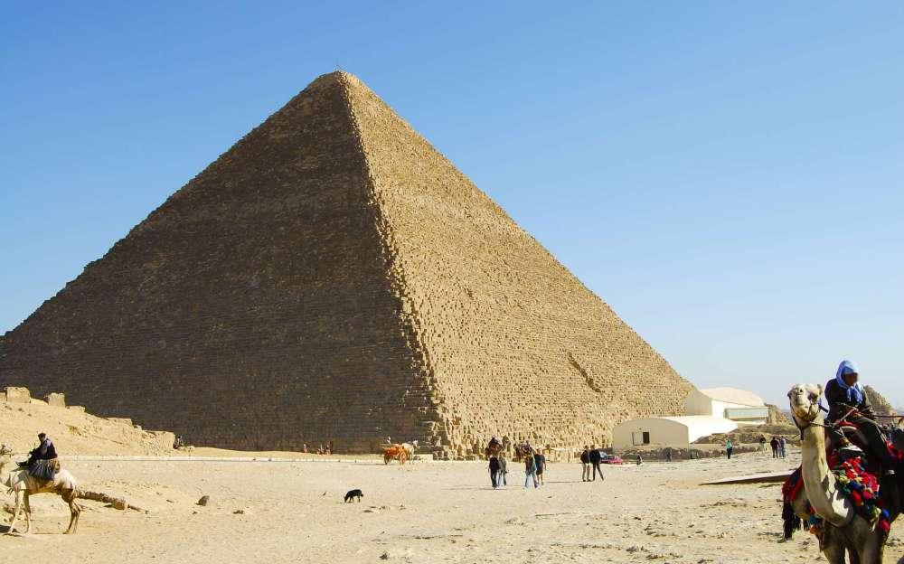 grande-pyramide-kheops - nina - aldin -thune